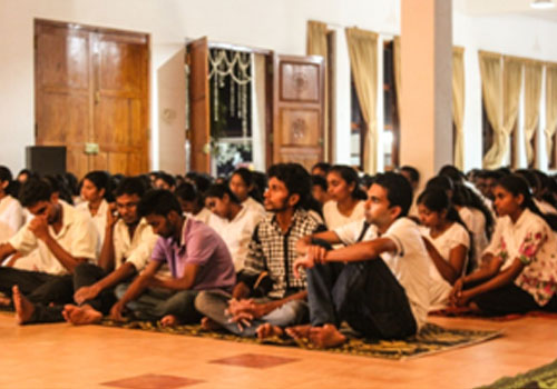 Annual Pirith Chanting Ceremony and Alms Giving