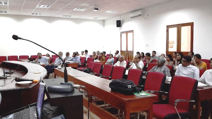 Seminar on Curriculum Revision and Quality Assurance